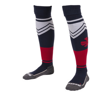 Reece Glenden Socken Navy/Rot