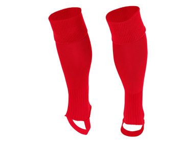 Stanno Footless Sock Uni Red