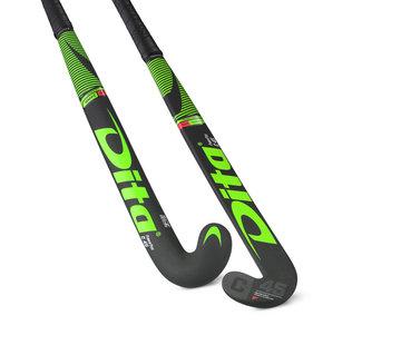 Dita FiberTec C45 L-Bow Fluo Green/Black