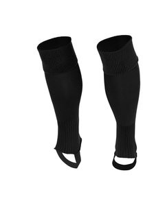 Stanno Socken ohne Fuss Uni Schwarz
