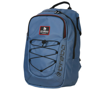 Brabo Backpack Junior Elite Navy/Red
