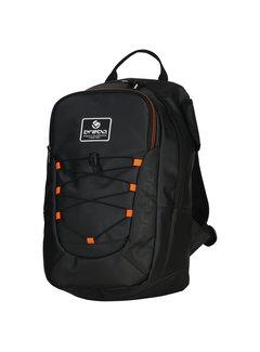 Brabo Rucksack Senior Elite Schwarz / Orange