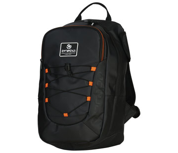 Brabo Backpack Senior Elite Zwart/Oranje
