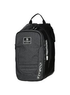 Brabo Backpack Traditional Junior Grijs/Wit
