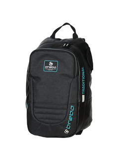 Brabo Backpack Traditional Junior Black / Mint