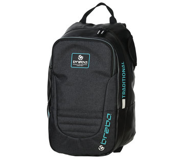 Brabo Backpack Traditional Senior Zwart/Mint 19/20