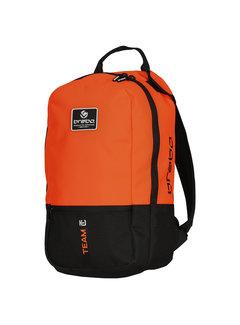 Brabo Backpack Team TC Junior Black/Orange 19/20