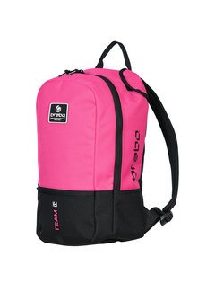 Brabo Backpack Team TC Junior Zwart/Roze 19/20