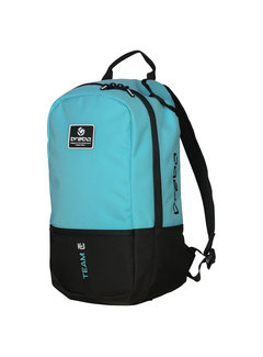 Brabo Backpack Team TC Junior Zwart/Mint 19/20