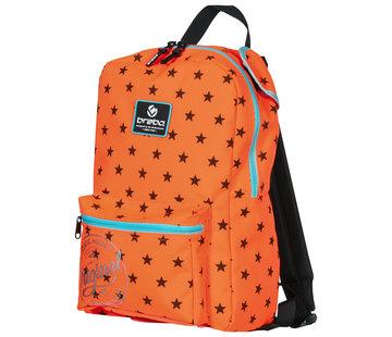 Brabo Backpack Original Stars Orange/Black