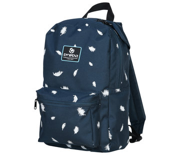Brabo Backpack Storm Feathers Navy