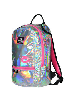 Brabo Backpack Mirror Kiss Pink/Blue