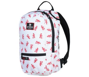 Brabo Backpack Lobster Wit/Rood