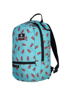 Brabo Backpack Lobster Mint/Red