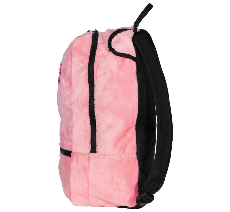 Backpack Pure Flamingo (Fur)
