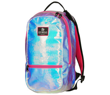 Brabo Backpack Pearlcent Fluor Pink
