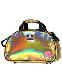 Brabo Shoulderbag Mirror Kiss Grijs/Oranje