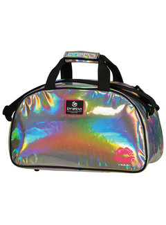 Brabo Shoulderbag Mirror Kiss Roze/Blauw