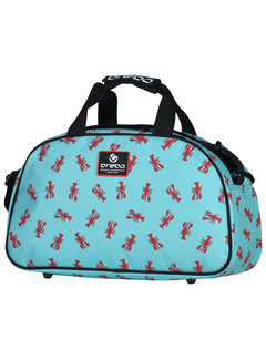 Brabo Shoulderbag Lobster Mint/Rood