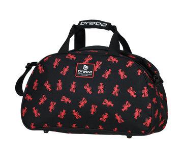 Brabo Shoulderbag Lobster Zwart/Rood