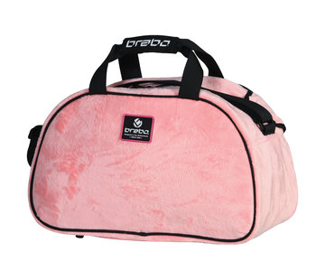 Brabo Shoulderbag Pure Flamingo (Fur)