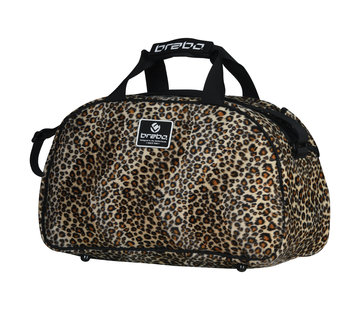 Brabo Shoulderbag Pure Cheetah (Fur)