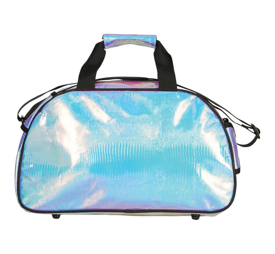 Shoulderbag Pearlcent Roze/Blauw