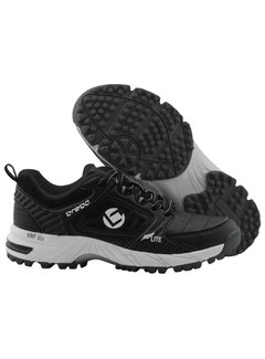Brabo Hockeyshoes Tribute Black/White
