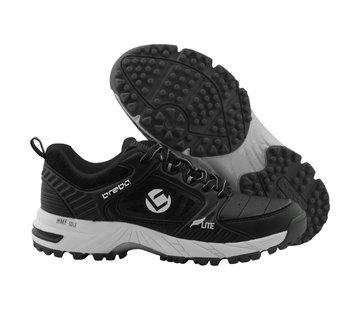 Brabo Hockeyshoes Tribute Black/White