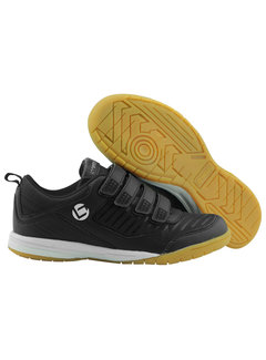 Brabo Indoor Hockey shoes velcro shoes Black