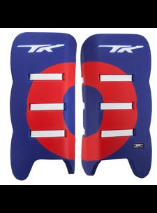 TK Total Three 3.2 Plus Legguards Blue/Red