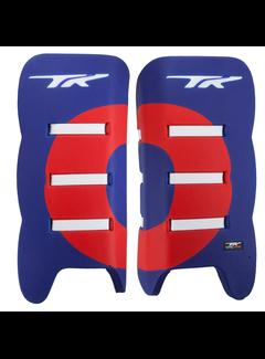 TK Total Three 3.2 Plus Schienen Blau/Rot