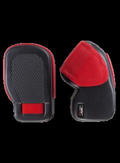 TK Total Three 3.2 Plus Handschoenenset Zwart/Rood