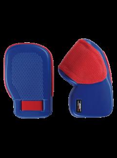 TK Total Three 3.2 Plus Handschuheset Blau/Rot