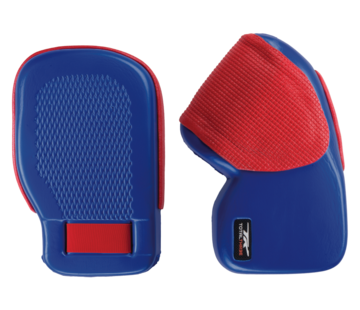 TK Total Three 3.2 Plus Handschoenenset Blauw/Rood