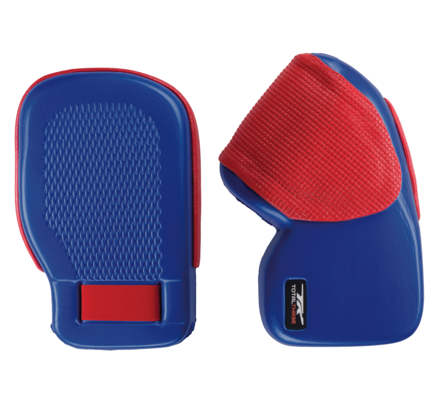 Total Three 3.2 Plus Gloveset Blue/Red