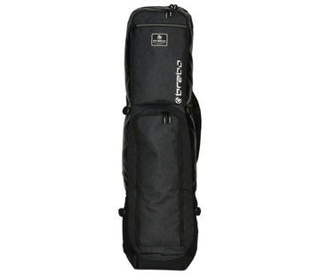 Brabo Stickbag Trad. Sponsor Zwart