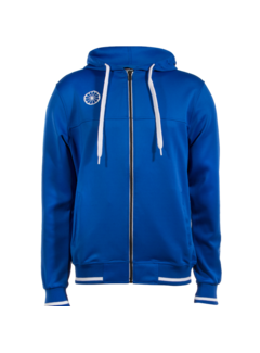 Indian Maharadja Men's tech hooded Cobalt