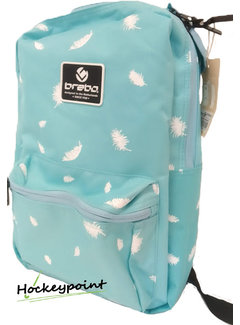 Brabo Backpack Storm Feathers Mint