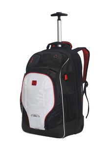 TK Total One 1.6 Backpack With Wheels Black