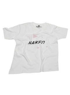 Naked Youth Tee Weiss