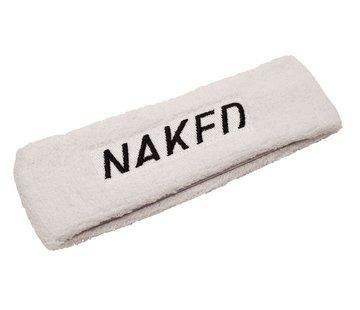 Naked Headband White/Black