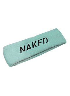 Naked Headband Mint Groen