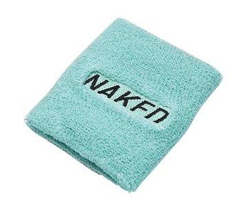Naked Sweatband Minze Grün