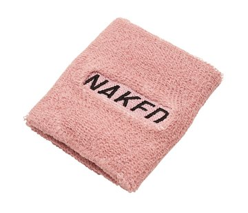 Naked Sweatband Roze