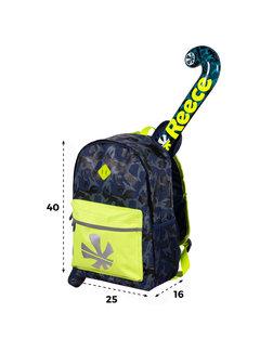 Reece Cowell Backpack Navy/Geel