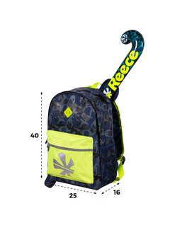 Reece Cowell Backpack Navy/Yellow