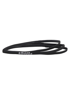 Reece Haarbänder 3 Stück Schwarz