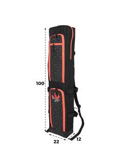 Reece Junior Stick Bag Zwart/Roze