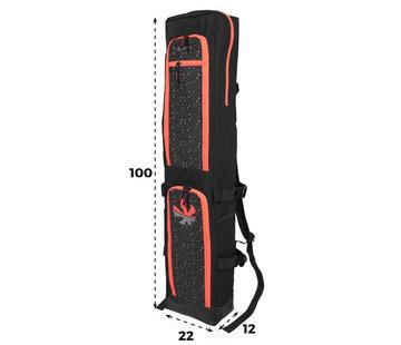 Reece Junior Stick Bag Black/Pink